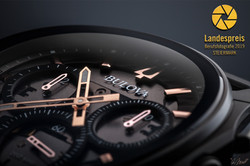 Bulova Curv Titanium | Winner Photo