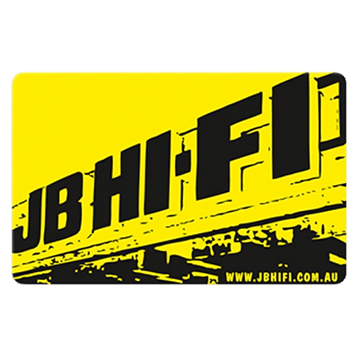 WIN A $2000 JB Hi-Fi Gift Card