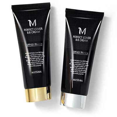 FREE Missha Perfect BB Cover Cream Sample