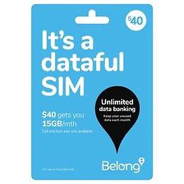 FREE Belong Sim Card