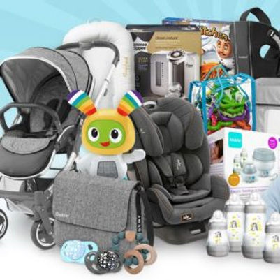 WIN $2000 Worth Of Baby Products