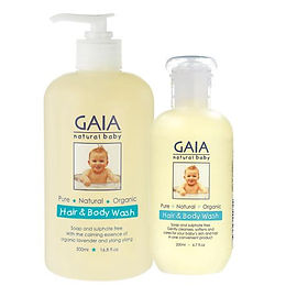 FREE GAIA Natural Skincare Samples
