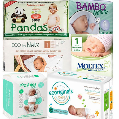 FREE Baby Nappies To Trial And Keep