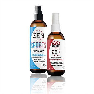 FREE Pain Relief Spray