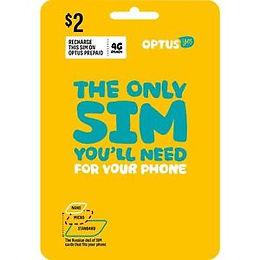 FREE Optus Sim Card
