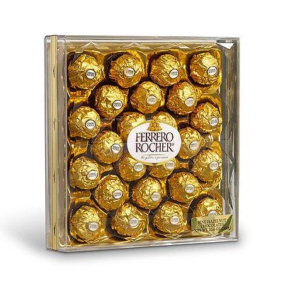 WIN A Box Of Ferrero Rocher
