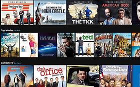 Tv series on amazon prime free