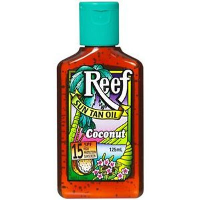 FREE Reef Tanning Oil Sample
