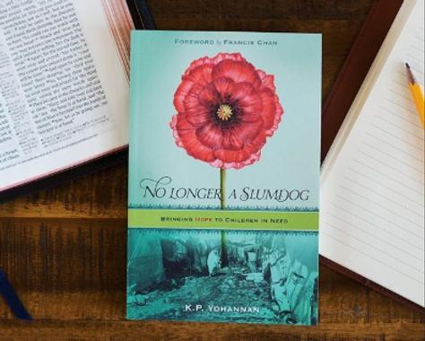 FREE No Longer A Slumdog Book