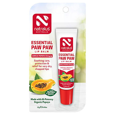 FREE Paw Paw Ointment Samples