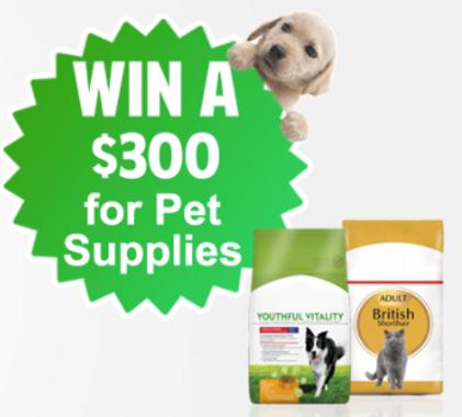 WIN Pet Free Pet Supplies