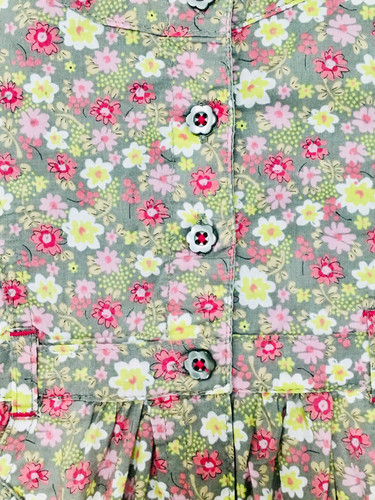 c6b092ee9 M&S Floral Tunic Dress - Age 12-18 Months