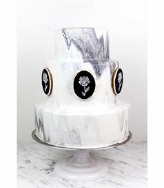 Vegan mousse cake.
