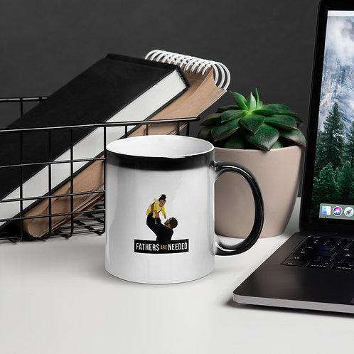 FAN Logo + F.A.N. Glossy Magic Mug