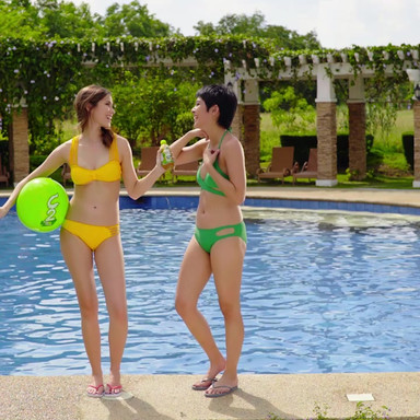 PROJECT: Summer AGENCY: Blackpencil Manila CLIENT: Universal Robina Corporation SERVICES: Production to ost-Production