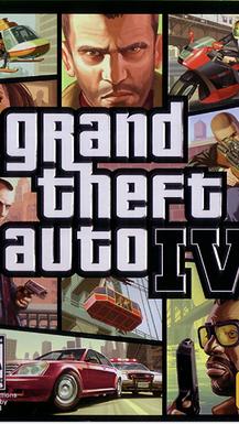 Poster - Grand Theft Auto IV
