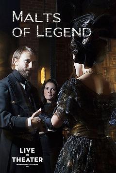 Malts of Legend - Poster