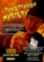 The Pinkertonian Mystery - Poster