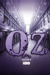 Poster - Oz Season 4 - HBO