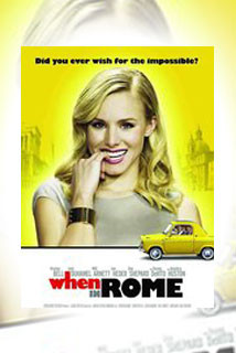 Poster - When in Rome