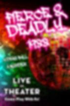 FD - Fierce & Deadly 1988 - Poster