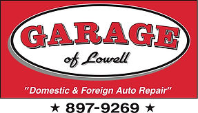 garage of lowell