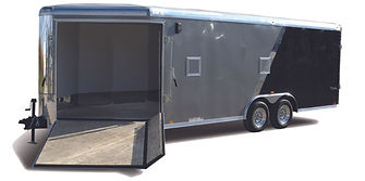 vision puresport combo trailer