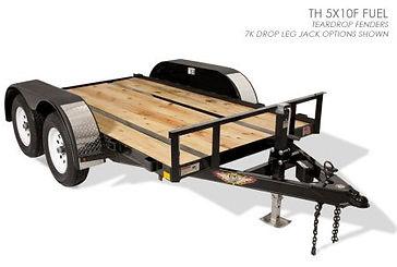 fuel hauler trailer