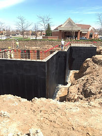 Georgetown Waterproofing services