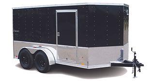 Elemetn Motorcycle trailer
