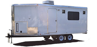 wildcat mobile office trailer