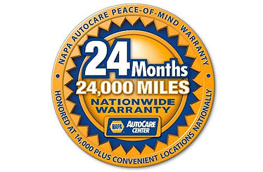 warranty at jacks service center