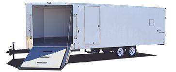 element deckover trailer
