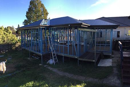 Georgetown waterproofing guard house