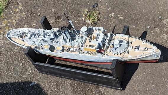 Gunboat x