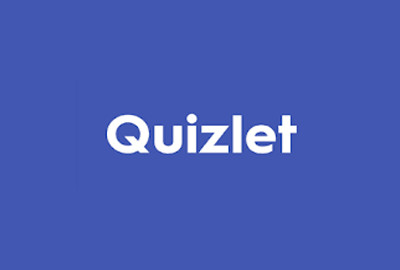 Quizlet - Flash card creator