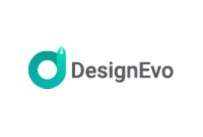 DesignEvo give your site or presentations a professional look with this logo creator