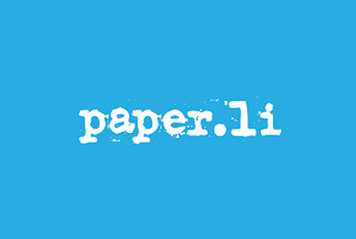 Paper.li Collate and share content from a range of social media sources