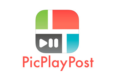PicPlayPost - create a collage of images or videos