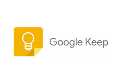 Google Keep - make,organise and keep notes