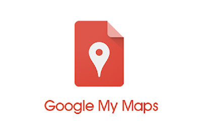 Google my maps - Create and share maps with routes and key locations