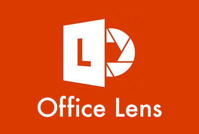 Office lens - convert image of text in editable documents