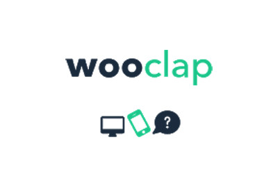 Wooclap - aid student involvement and check their understanding