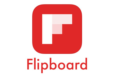 Flipboard - Collate and share content, that can be be viewed as a magazine