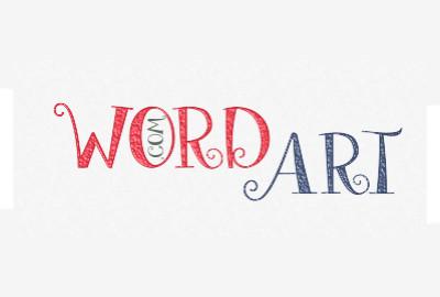Wordart- Word cloud generator