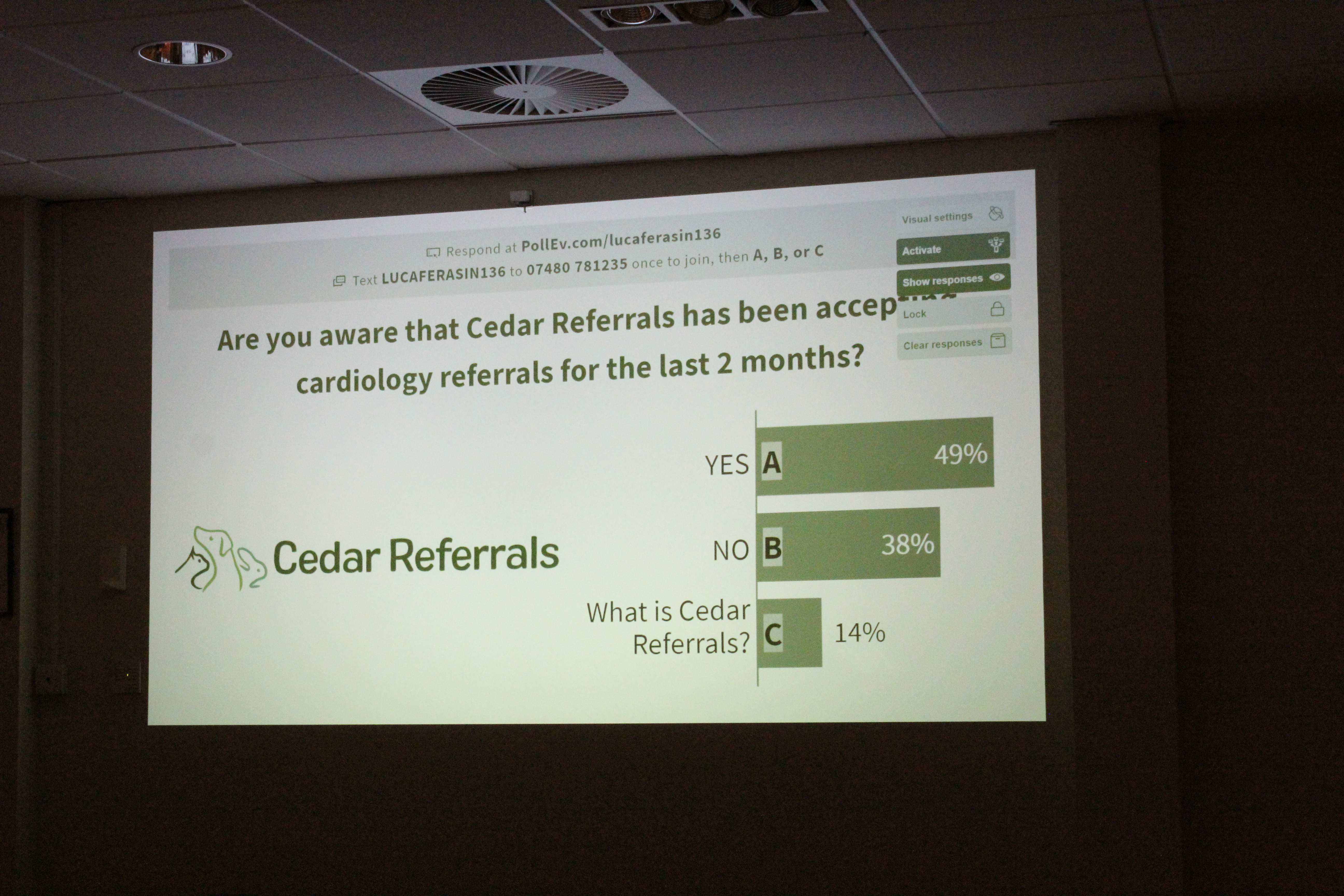 Cedar Referrals CPD Event