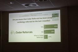 Cedar Referrals CPD Event