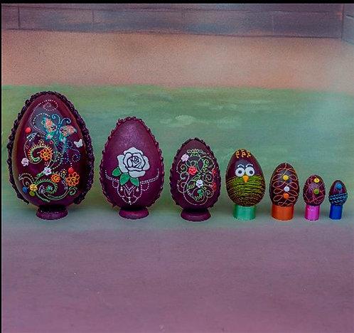 Surtido de huevos