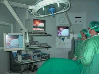 Cirugia laparoscopica