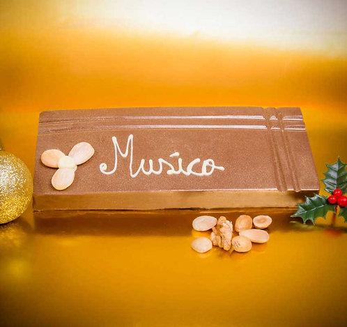 Turrón músico